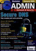 Admin Magazine Issue NO 56