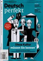 Deutsch Perfekt Magazine Issue APR 20
