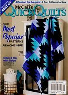 Quick Quilts Magazine Issue JUN-JUL