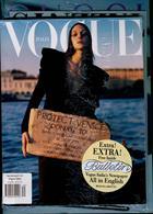 Vogue Italian Magazine Issue NO 834