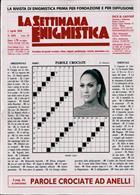 La Settimana Enigmistica Magazine Issue NO 4593