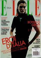 Elle Italian Magazine Issue NO 12