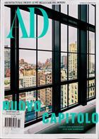 Architectural Digest Italian Magazine Issue NO 461