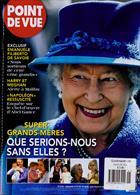 Point De Vue Magazine Issue NO 3741