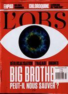 L Obs Magazine Issue NO 2891