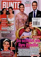 Bunte Illustrierte Magazine Issue NO 15