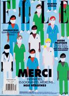 Elle French Weekly Magazine Issue NO 3875