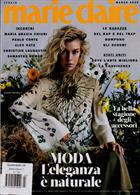 Marie Claire Italy Magazine Issue NO 3