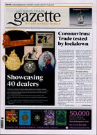 Antique Trades Gazette Magazine Issue 04/04/2020