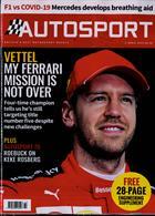 Autosport Magazine Issue 02/04/2020