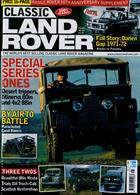 Classic Land Rover Magazine Issue MAY 20