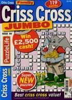 Family Criss Cross Jumbo Magazine Issue NO 84