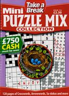Tab Mini Puzzle Mix Coll Magazine Issue NO 114