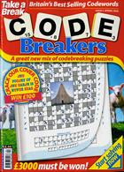 Take A Break Codebreakers Magazine Issue NO 4