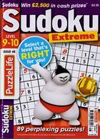 Puzzlelife Sudoku L9&10 Magazine Issue NO 48