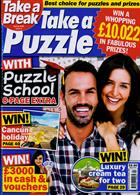 Take A Break Take A Puzzle Magazine Issue NO 4
