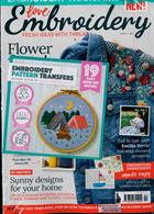 Love Embroidery Magazine Issue NO 2