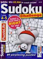Puzzlelife Sudoku L 4&5 Magazine Issue NO 19