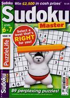 Puzzlelife Sudoku L 6&7 Magazine Issue NO 19