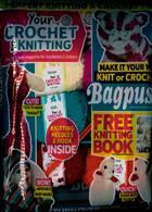 Your Crochet Knitting Magazine Issue NO 17