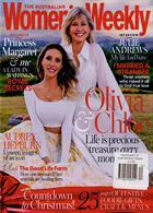 Australian Womens Weekly Magazine Issue DEC 19
