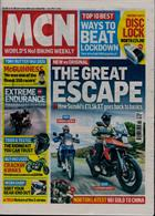 Motorcycle News Magazine Issue 01/04/2020