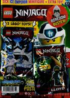 Lego Ninjago Magazine Issue NO 61