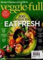 Diabetic Living Magazine Issue VEGGIEFUL