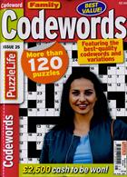 Family Codewords Magazine Issue NO 25