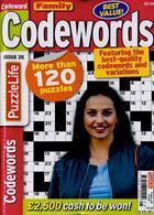 Family Codewords Magazine Issue NO 25