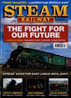 Steam Railway Magazine Issue NO 504