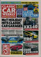 Classic Car Weekly Magazine Issue 01/04/2020