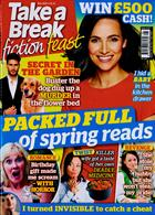 Take A Break Fiction Feast Magazine Issue MAY 20