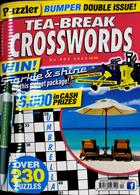 Puzzler Tea Break Crosswords Magazine Issue NO 292