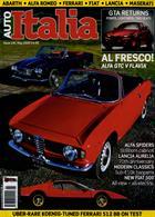 Auto Italia Magazine Issue NO 291