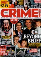 Crime Monthly Magazine Issue NO 13