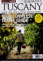 Italia Guide Magazine Issue TUSCANY