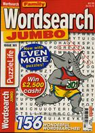 Family Wordsearch Jumbo Magazine Issue NO 301