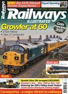 Railways Illustrated Magazine Issue MAY 20