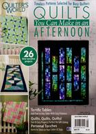 Quilters World Magazine Issue MAY 20