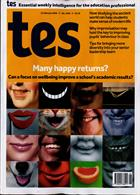 Times Educational Supplement Magazine Issue 08