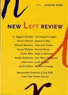 New Left Review Magazine Issue 01