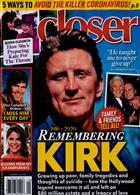 Closer Usa Magazine Issue 2 MAR 20