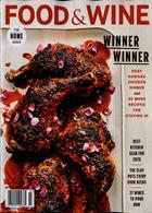 Food & Wine Usa Magazine Issue MAR 20