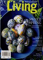 Martha Stewart Living Magazine Issue APR 20