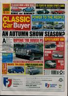 Classic Car Buyer Magazine Issue 29/04/2020