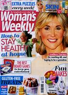 Womans Weekly Magazine Issue 12/05/2020