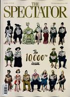 Spectator Magazine Issue 25/04/2020