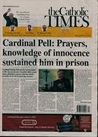 Catholic Times Magazine Issue 24/04/2020