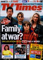 Tv Times England Magazine Issue 02/05/2020
